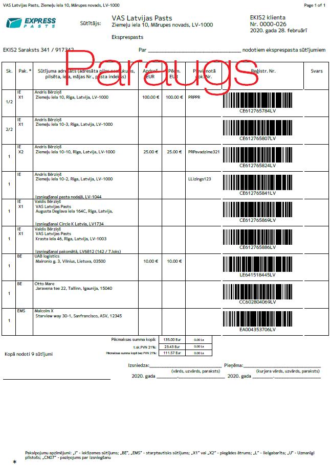 saraksts